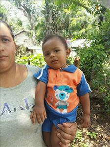 Choose a child to sponsor, like this little boy from Maya, Wilmer Daniel age 1