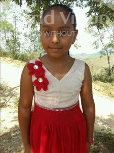 Choose a child to sponsor, like this little girl from Maya, Ingrid Yosari age 9