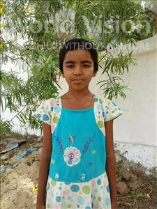 Choose a child to sponsor, like this little girl from Bhojpur, Niki age 11