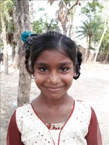 Choose a child to sponsor, like this little girl from Bhojpur, Sohani age 10