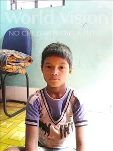 Choose a child to sponsor, like this little boy from Patna, Afsar age 7