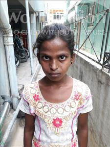 Choose a child to sponsor, like this little girl from Patna, Preeti age 10