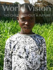 Choose a child to sponsor, like this little girl from Kazuzo, Cidalia age 13