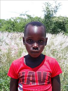 Choose a child to sponsor, like this little girl from Kazuzo, Etma Francisco age 10
