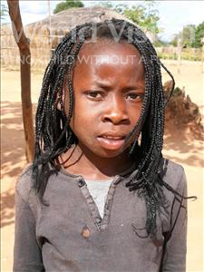 Choose a child to sponsor, like this little girl from Kazuzo, Angela Alberto age 11