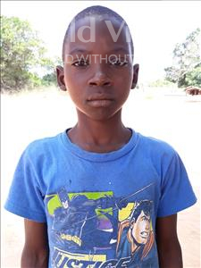 Choose a child to sponsor, like this little boy from Kazuzo, Valeriano Fonzecas age 10