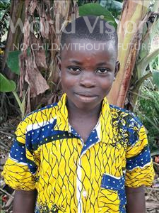 Sammuel, aged 9, from Sierra Leone, is hoping for a World Vision sponsor