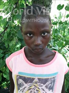Choose a child to sponsor, like this little girl from Jong, Janet age 8