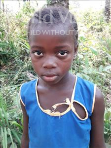 Choose a child to sponsor, like this little girl from Jong, Isata age 8