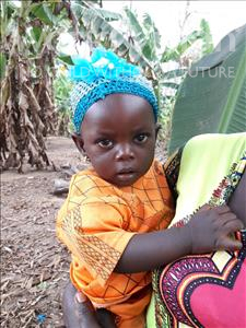 Choose a child to sponsor, like this little girl from Imperi, Mamawoh age 1
