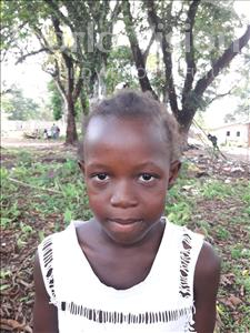 Choose a child to sponsor, like this little girl from Imperi, Serah age 8