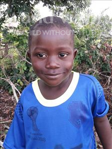Choose a child to sponsor, like this little boy from Imperi, Dauda age 3