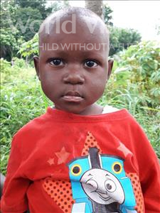 Choose a child to sponsor, like this little boy from Imperi, Rahim age 2