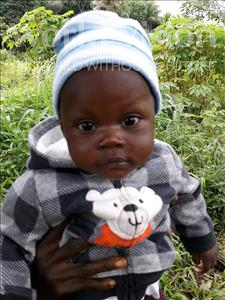Choose a child to sponsor, like this little girl from Imperi, Aminata age