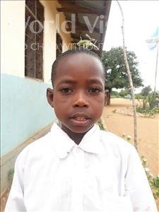 Choose a child to sponsor, like this little boy from Kilimatinde, Emanuely Richard age 10