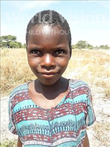 Choose a child to sponsor, like this little girl from Kilimatinde, Neema Philimoni age 9
