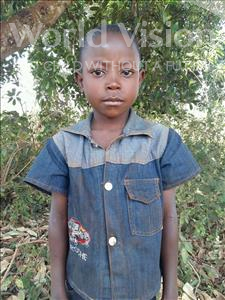 Choose a child to sponsor, like this little boy from Kibiga-Mulagi (Kimu), Joseph age 7