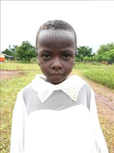 Choose a child to sponsor, like this little girl from Busitema, Anna age 7