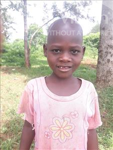 Choose a child to sponsor, like this little girl from Busitema, Cana age 5