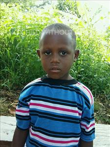 Choose a child to sponsor, like this little girl from Ntwetwe, Alice age 5