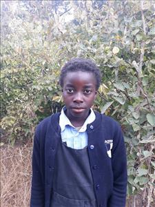 Choose a child to sponsor, like this little girl from Keembe, Ireen age 11
