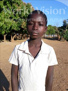 Choose a child to sponsor, like this little boy from Keembe, John age 12