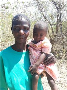 Choose a child to sponsor, like this little girl from Keembe, Oginia age 2