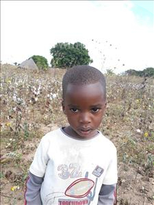 Choose a child to sponsor, like this little boy from Keembe, Gift age 3
