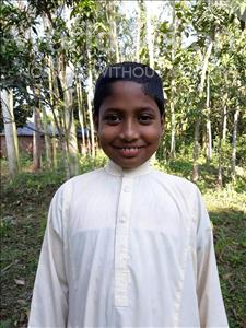 Choose a child to sponsor, like this little boy from Ghoraghat, Arif age 9