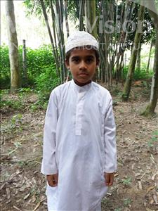 Sakibul, aged 6, from Bangladesh, is hoping for a World Vision sponsor