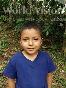 Choose a child to sponsor, like this little boy from Maya, Roger Sebastian age 3