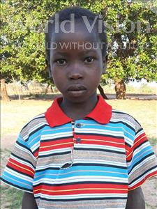 Choose a child to sponsor, like this little boy from Kazuzo, Osvaldo Francisco age 9