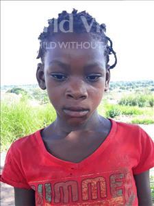 Choose a child to sponsor, like this little girl from Kazuzo, Neldia Helder age 8