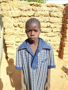 Choose a child to sponsor, like this little boy from Sirba, IBRAHIM age 11