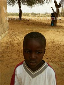 Choose a child to sponsor, like this little boy from Komabangou, Hima age 6