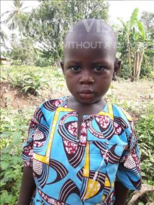 Choose a child to sponsor, like this little boy from Tegloma, Bindi age 4