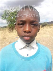Choose a child to sponsor, like this little boy from Kilimatinde, Samwel Antony age 11
