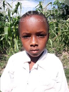 Choose a child to sponsor, like this little girl from Kilimatinde, Yunisi Magembe age 9