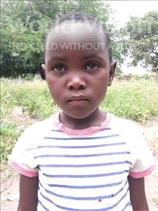 Choose a child to sponsor, like this little girl from Kilimatinde, Husna Edward age 6