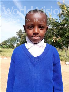 Choose a child to sponsor, like this little Girl from Kilimatinde, Leah Samweli age 6