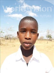 Choose a child to sponsor, like this little girl from Kilimatinde, Selina Shanyaga age 8