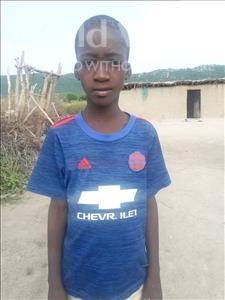 Choose a child to sponsor, like this little boy from Kilimatinde, Harold Samson age 11