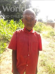 Choose a child to sponsor, like this little boy from Kilimatinde, Faraja Festo age 9