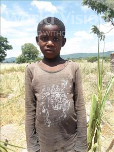 Tausi Mrisho, aged 9, from Tanzania, is hoping for a World Vision sponsor