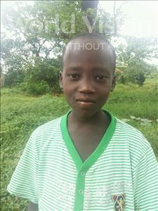 Choose a child to sponsor, like this little girl from Kibiga-Mulagi, Maria age 7