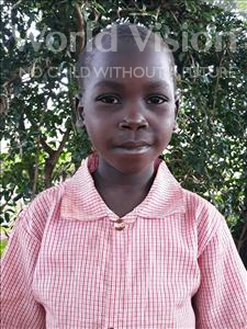 Choose a child to sponsor, like this little boy from Busitema, Francis age 7