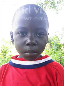 Choose a child to sponsor, like this little boy from Busitema, Isaih age 5