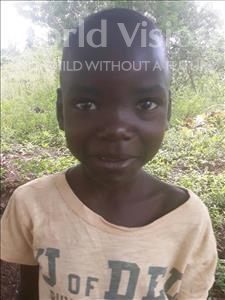 Choose a child to sponsor, like this little boy from Busitema, Aimon Peter age 4