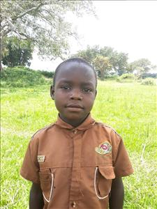 Choose a child to sponsor, like this little boy from Busitema, Gabriel age 6