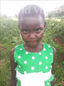 Choose a child to sponsor, like this little girl from Busitema, Brenda age 6
